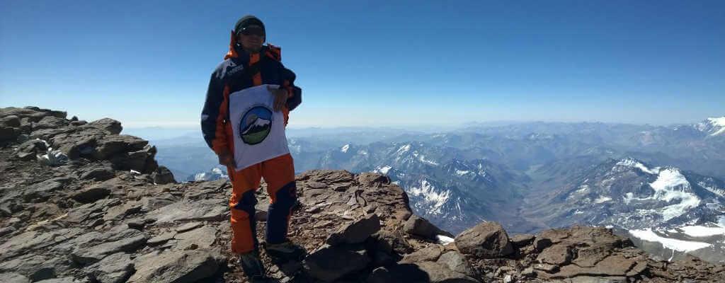 Восхождения альпинистов из Республики Башкортостан
